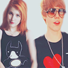 Hayley and Justin set by Lex-Bree