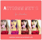 Actions set 2