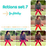 Actions set 7