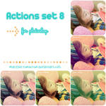 Actions set 8