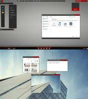 Catalyst Vs by Cleodesktop