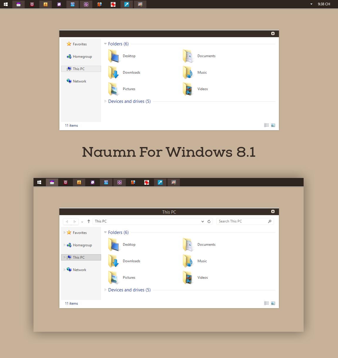 Naumn For Windows 8.1
