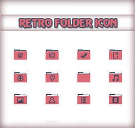 Reto Folder Icon
