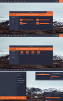 Liza-Dark Theme for Windows 8/8.1 by Cleodesktop