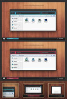 Ozano  Theme For Windows 7 by Cleodesktop