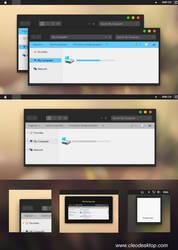 Yosemite Black Theme Windows 8.1