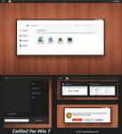Cado2 Theme  for Windows 7