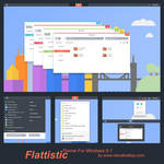 Flattastic Theme Windows 8.1