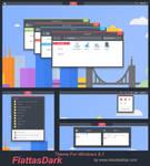 FlattasDark Theme Windows 8.1