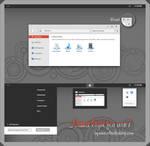 Numix-Light Theme For Windows 7
