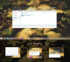 Radiance(Aero) Theme Windows 8.1 by Cleodesktop