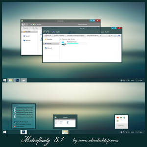 Metrofinaty Theme Windows 8.1