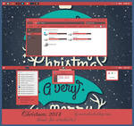 Christmas 2014 Theme For Windows 8.1