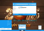 New-Blue 2015 Theme For Windows 7