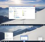 Windows10 Build 9901 Theme Windows 8.1