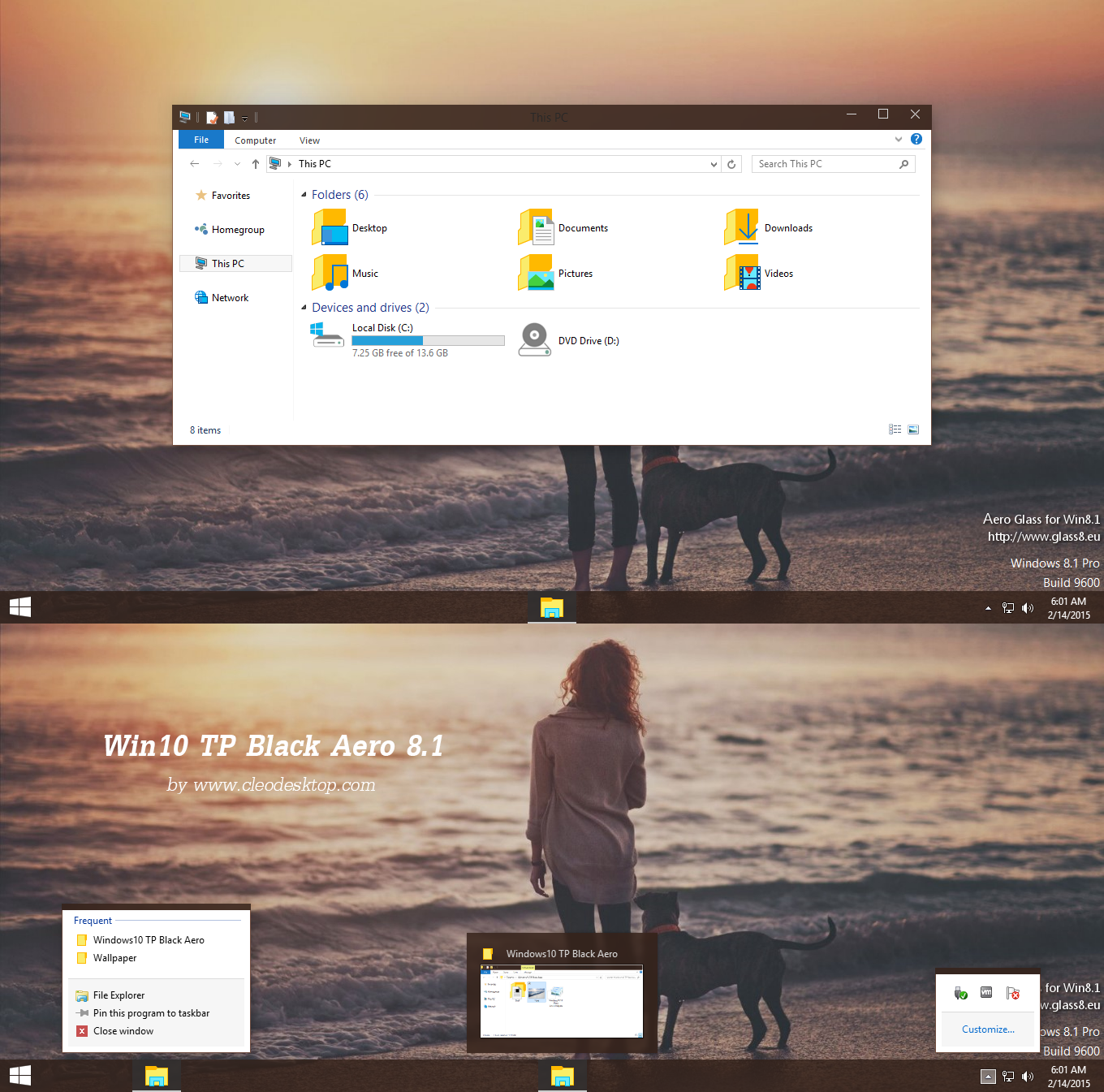 Download windows 10 themes / Terminated-extended ml
