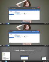 Cleaner Dark Theme Windows 8.1 by Cleodesktop
