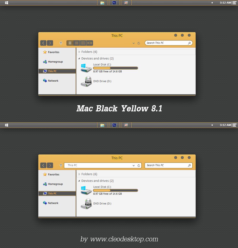 Mac Os Theme For Windows 10 Free Download