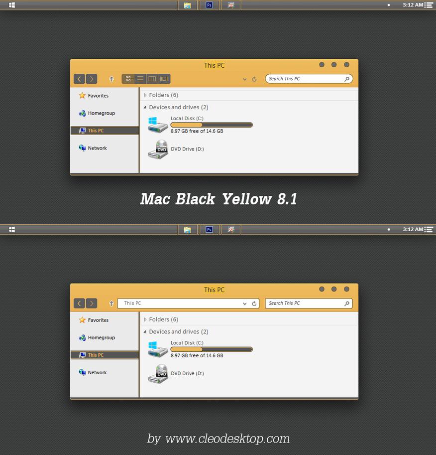 Vista SkinPack for Win7/8.1