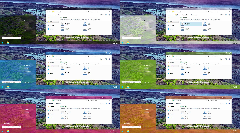 Windows 10 Aero(Updated) for Windows 7 by Cleodesktop