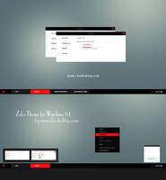 Zeka Theme For Windows 8.1 by Cleodesktop