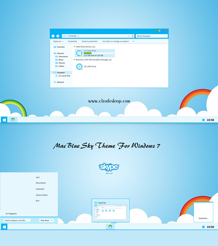 skype for windows 7 download