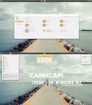 Canhcam Theme Windows 8.1