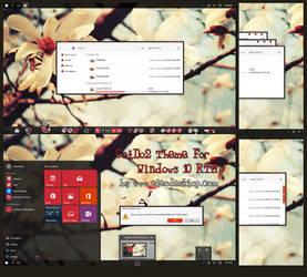 Catdo2 Theme For Windows 10 RTM by Cleodesktop