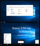 Windows10 RTM Theme For Windows 8.1