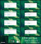 Windows10 RTM Black Aero Theme Windows 8.1