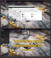 Katt Mix Theme  For Windows 10 November Update by Cleodesktop