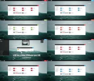 Exo Mid Theme For Windows 10 November Update