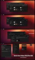 Ubuntu Dark Theme For Windows 10 November Update