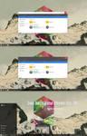 Cleaner Theme Windows 10 Build 10586 aka 1511