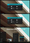ADL Blue Dark Theme Win10 Build 10586 aka 1511