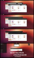 Ubuntu Theme Win10 Build 10586 Updated1