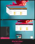 Met Crow Theme For Windows 7