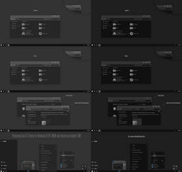Photoshop Dark CC Theme Win10 Anniversary Update1 by Cleodesktop