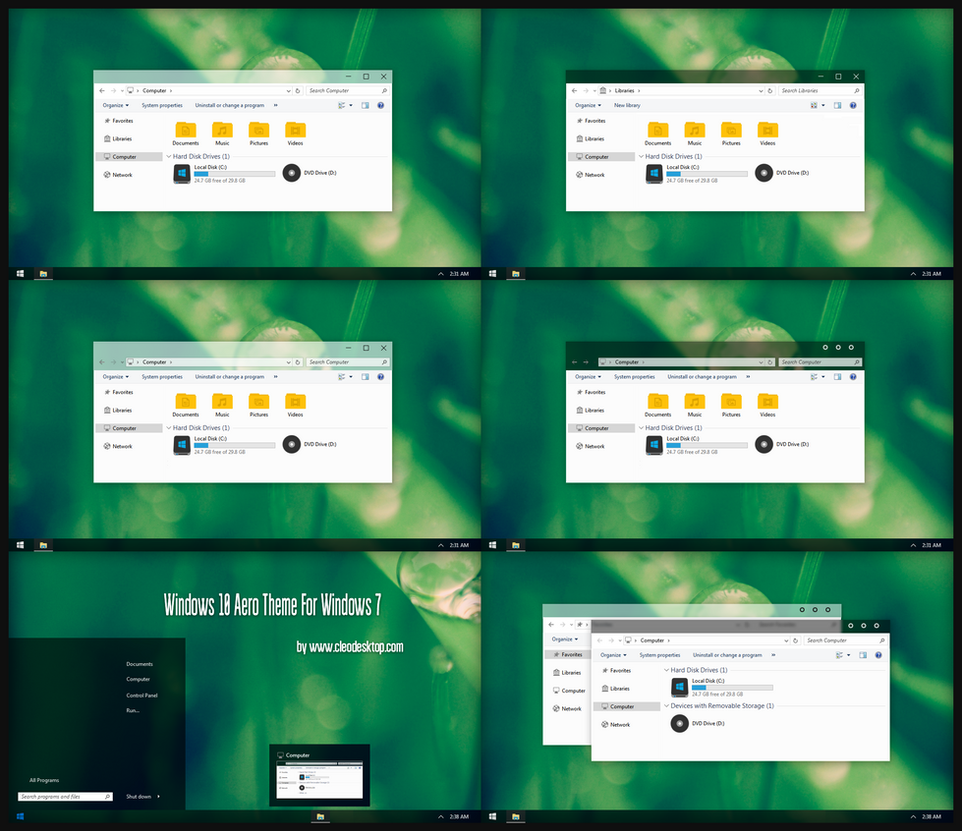 Branded Themes