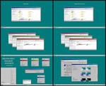 Windows 98 Theme Win10 Creators Update