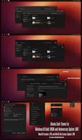 Ubuntu Dark Theme Win10 Fall Creators