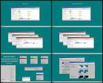 Windows98 Theme Win10 Fall Creators