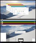 Windows10 TP Theme For Windows 7