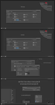 Adobe PTSDark CC Theme Win10 Fall Creators