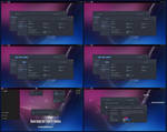 Ubuntu Budgie Dark Theme Win10 Fall Creators