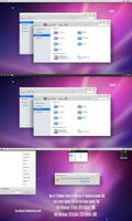 Mac OS X Ultimate Theme Win10 October 2018 Update