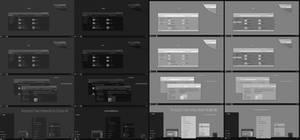 Photoshop Dark and Light Theme For Windows 10