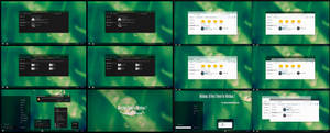Aero Dark and Light Theme For Windows 7