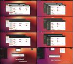 Ubuntu Full Theme Win10 1903