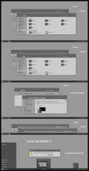 Tiano Dark Theme Win10 1903 by Cleodesktop